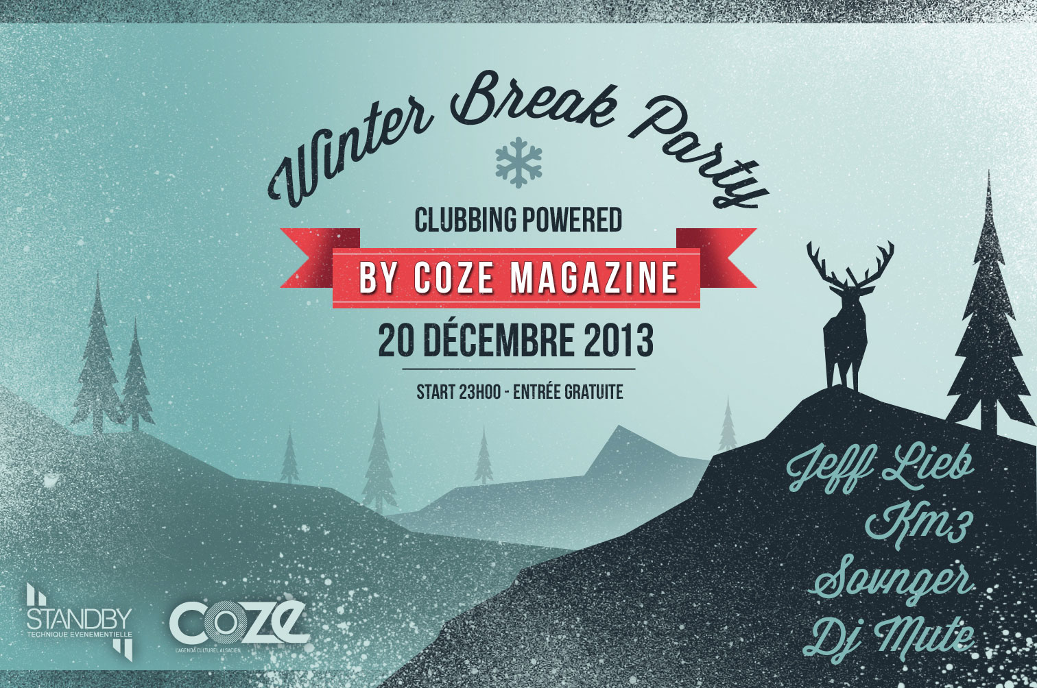 Clubbing Coze Magazine